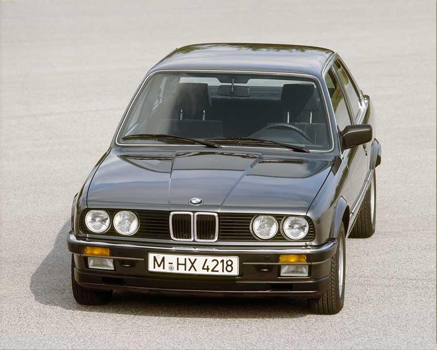 BMW 324d E30 de 1985
