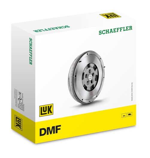 Schaeffler. Soluciones para el mantenimiento volante bimasa