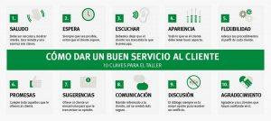 servicio al cliente