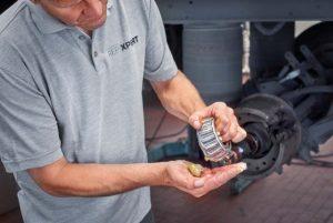 lubricar rodamientos
