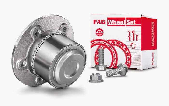Substituição rolamentos de roda de veículos comerciais ligeiros