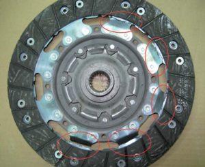 Rotura disco de embrague