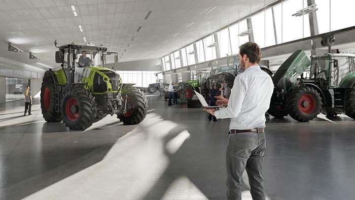 recambios para tractor