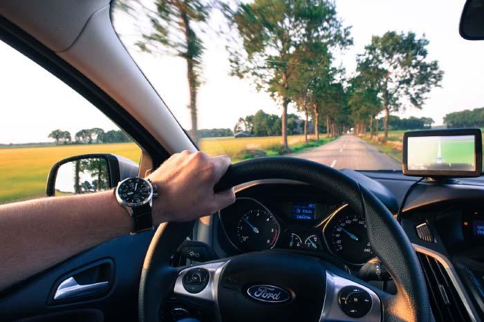 Diagnóstico sistema de direção