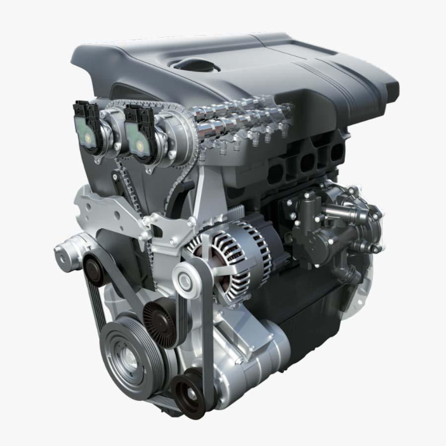 Tipos distribución motor