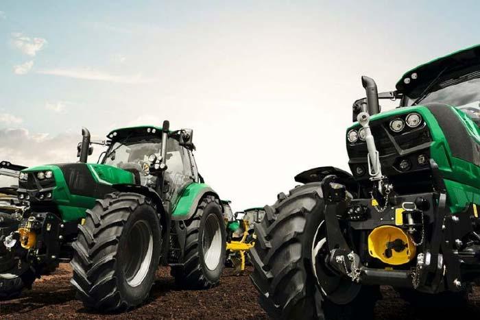 Avería embrague tractor