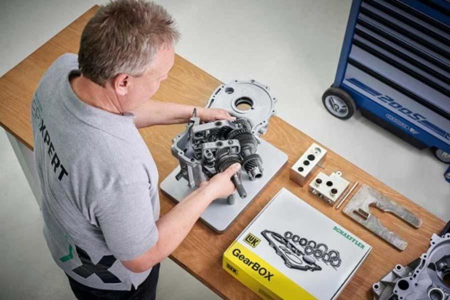 Caja de cambios Ford