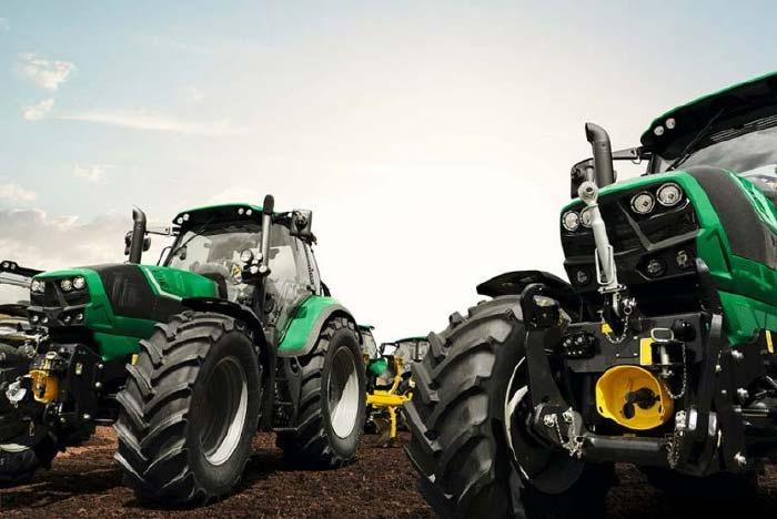 Tirones embrague tractor