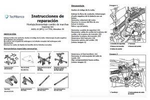 Manuales de taller
