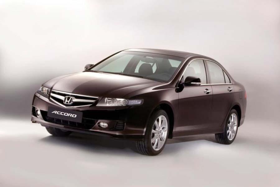 Cambio Honda Accord
