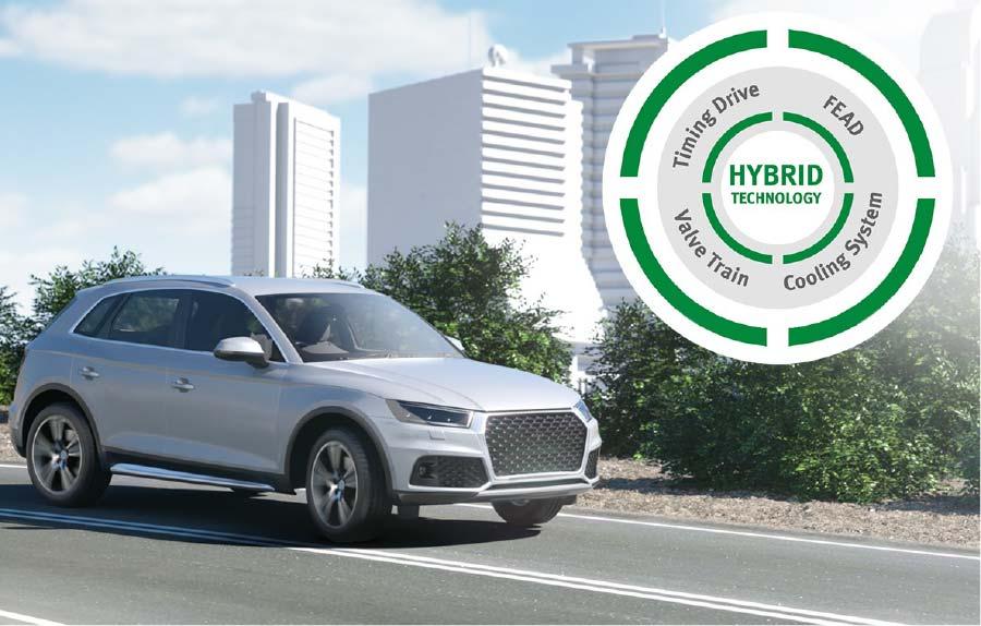 Mantenimiento coche híbrido